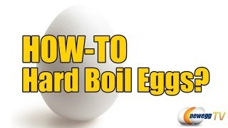 Newegg TV_ How-to Make Perfect Hard Boiled Eggs