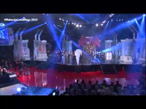 Maharaja Lawak Mega 2014 Akhir - Taufik Batisah - Awak Kat Mane