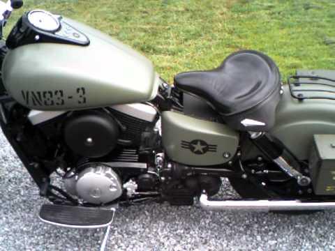 Kawasaki Vulcan Drifter
