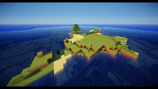 Minecraft - Island Seed with STRONGHOLD Near Spawn 2 (1.4.6)