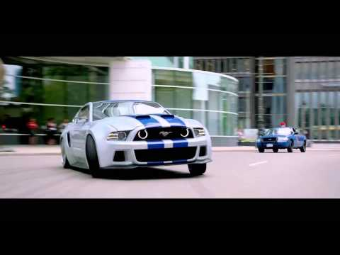 'Real Stunts, No CGI' NEED FOR SPEED Movie Featurette