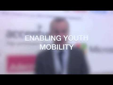 AIESEC Awarded for Enabling Youth Mobility