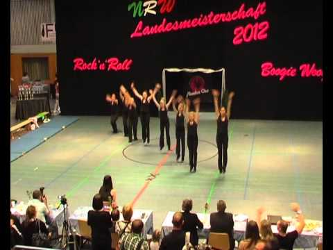 Girls4mation - Landesmeisterschaft NRW 2012