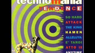 Technomania Tendence 1991