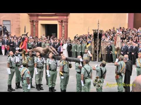 LA LEGION TRASLADO CRISTO DE LA BUENA MUERTE 2011.mpg