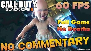 Call of Duty: Black Ops 3 - Full Game Walkthrough  【NO Commentary】 【60FPS】