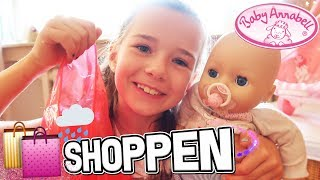 Lulus Shopping Tour für Baby Annabell 😍 Lulu  & Leon - Family and Fun