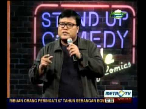 Stand Up Comedy Metro Tv   9 Agustus 2012 Battle Of Comic 3