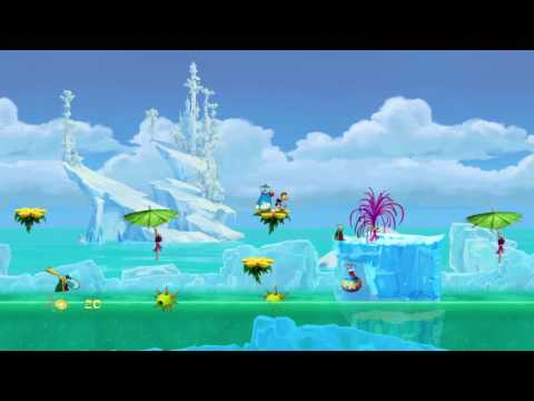 Rayman Origins - New Abilities Interview