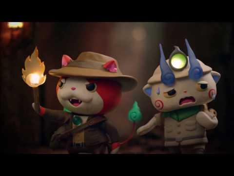 Yo-Kai Watch : 3 SUKIYAKI -  PUB JP x 3