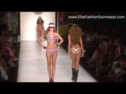 PARADIZIA Swimwear 2013 Collection - Euphoria Runway ColombiaModa