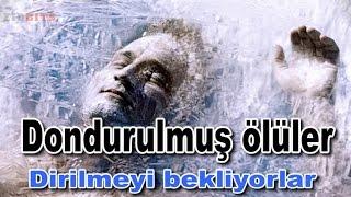 Dondurulmuş İnsanlar - Cryonics Projesi