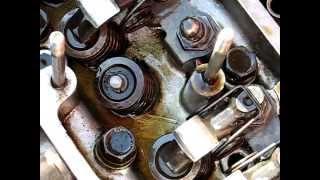 Как заменить сальники клапанов(классика)Replacement of valves oil seals