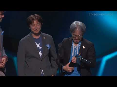 PUBG Lose, The Legend of Zelda win Game of the Year - The Game Awards 2017