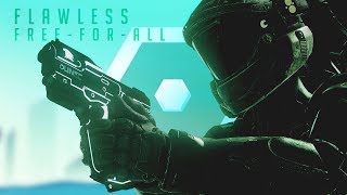 Halo 5 - Flawless Free-For-All // Champ FFA on Plaza