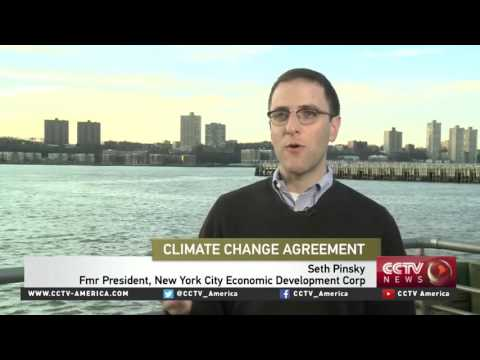 New York City spending billions in climate change preparation