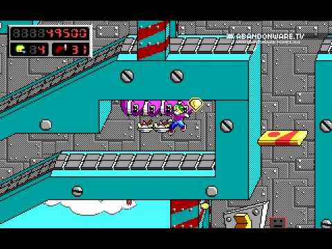[Longplay] Commander Keen 6: Aliens Ate My Babysitter