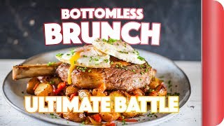 THE ULTIMATE BOTTOMLESS BRUNCH BATTLE