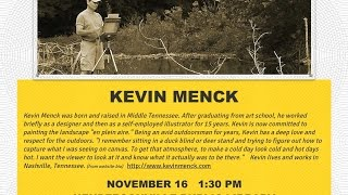 Kevin Menck Plein Air Painter