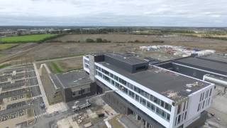 Alexion Ireland's building construction