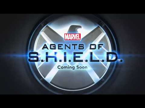 Agents of SHIELD Offical Trailer 1 (2013) - Marvel, ABC HD