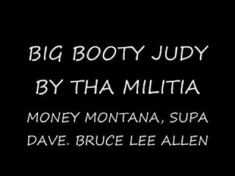 big booty judy militia money gang Video
