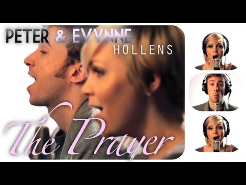 The Prayer - Celine Dion & Andrea Bocelli - Peter Hollens feat. Evynne Hollens
