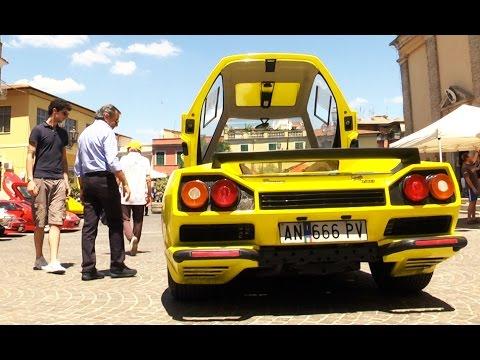 Puma - Le supercar in scatola di montaggio - Davide Cironi drive experience
