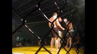 Fight Family & Big John's MMA 2 Casey Palmer v Joshua Bane