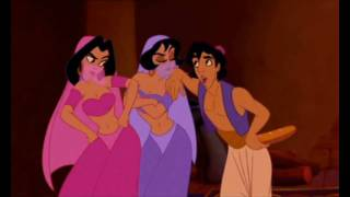 Aladdin german Songs schnell weg One Jump Ahead