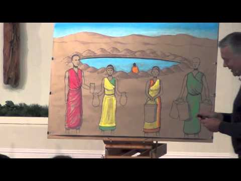 Children's Bible Talk - Make Room for God's Blessings (Elisha Part 2)