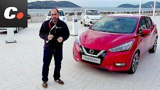 Download Nissan Micra 2017   Primera prueba / Test / Review en español   Contacto   Coches.net 3Gp Mp4