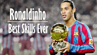 ★ Ronaldinho Dribbling - Impossible to Forget HD ★