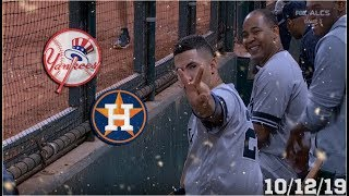 New York Yankees Highlights: ALCS Game 1 vs Houston Astros