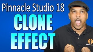 Pinnacle Studio 18 & 19 Ultimate - Garbage Matte / Clone Tutorial