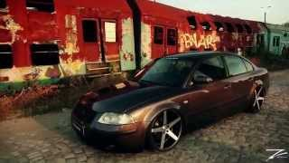 Low VW Passat w/ Airride