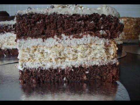 2.12. Торт Халва /Рецепт торта