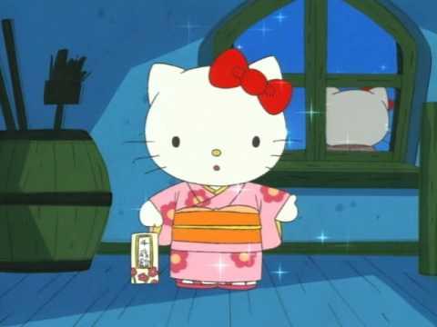 Hello Kitty - Золушка video