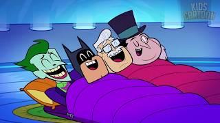 Gordon e Batman - Os Jovens Titãs em Ação