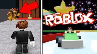 BOWSER VERSLAAN! (MARIO IN ROBLOX)