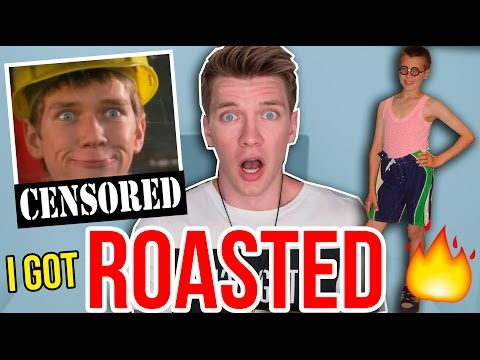 Roast Yourself Challenge! (Diss Track) + REACTION | Collins Key