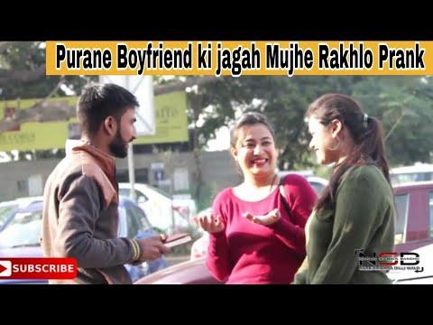 New Year New Love Prank on cute Girl || NSB: Nandu Sabka Bandhu