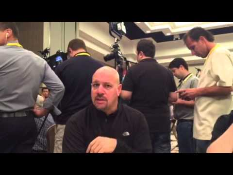 Cleveland Browns coach Mike Pettine on Marcus Mariota