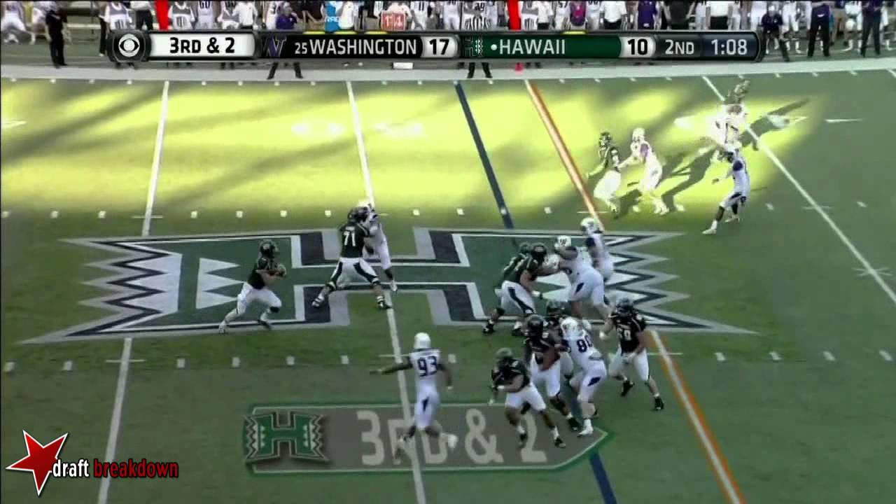 Hau'oli Kikaha vs Hawaii (2014)