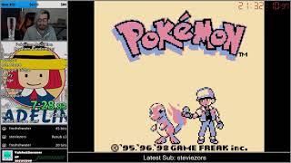 Pokemon Red Key Item Randomizer Race Ep. 1
