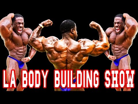 Kali Muscle: 2014 NPC L.A. BODYBUILDING SHOW [OVER-ALL WINNER]