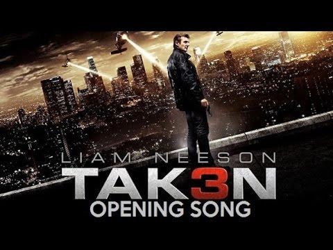 #Taken 3 Opening Song | Glass Animals - Toes (Lyric Video)