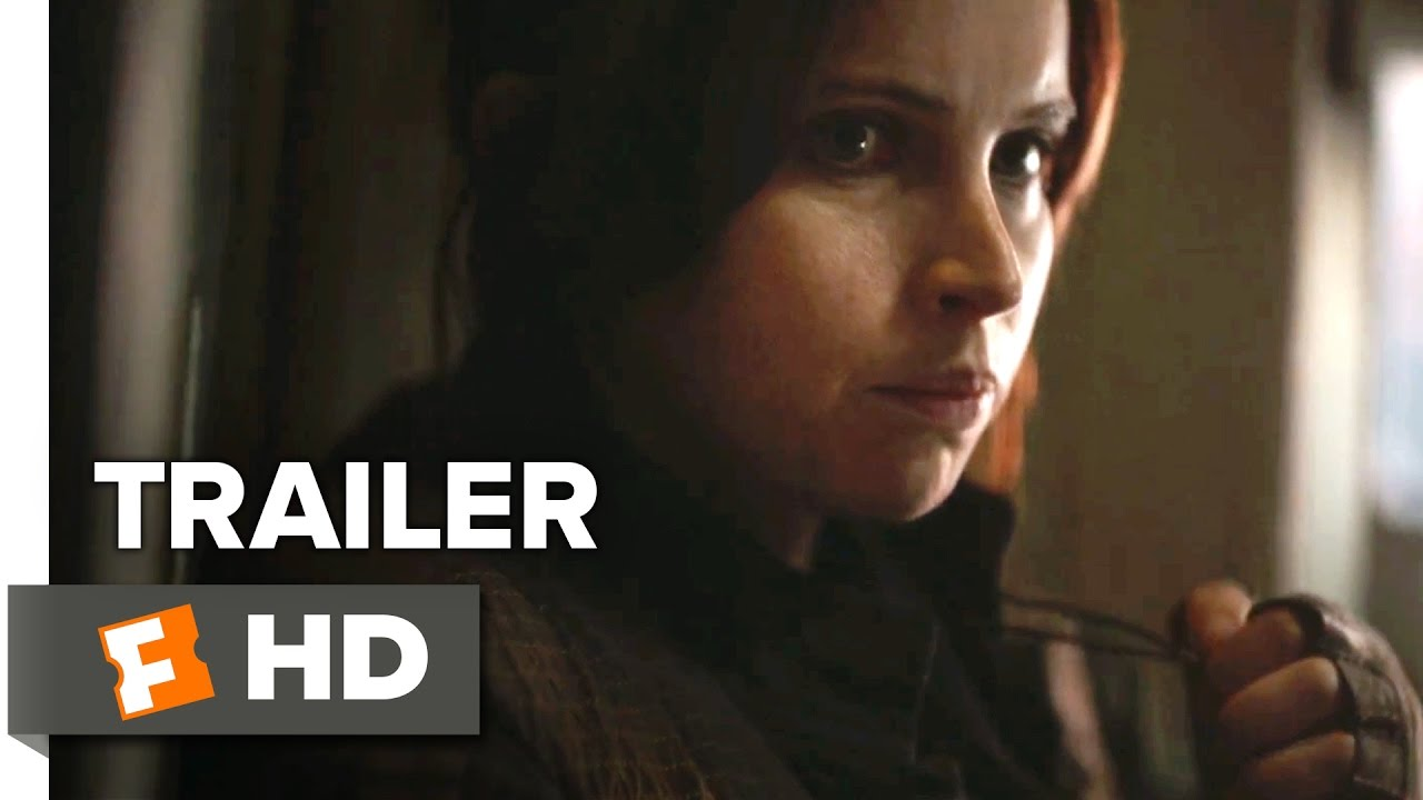 """Rogue One: A Star Wars Story Trailer """"Trust"""" (2016)   Movieclips Trailers"""