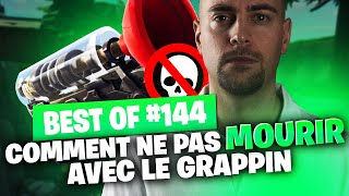BEST OF SOLARY FORTNITE #144 ► XEWER MONTRE COMMENT NE PAS MOURIR AVEC LE GRAPPIN