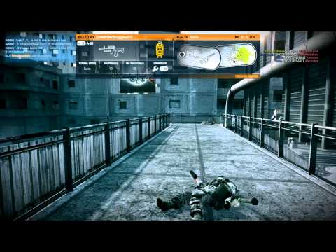 Battlefield 3 Raw Rounds - Controlling the map and making the sacrafice
